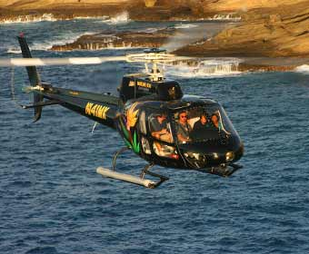 Hawaii Helicopter Tours